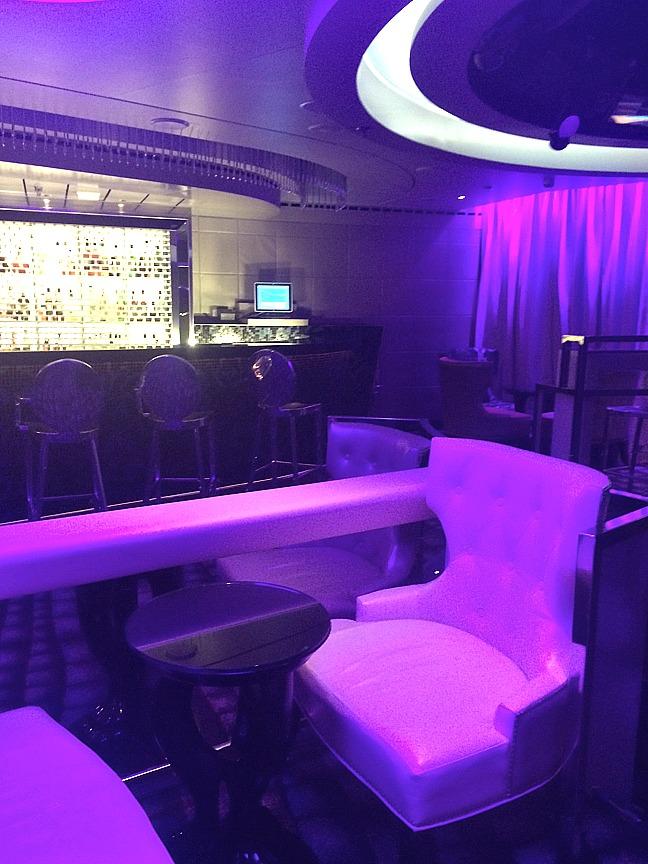 Lux Nightclub Crystal Symphony