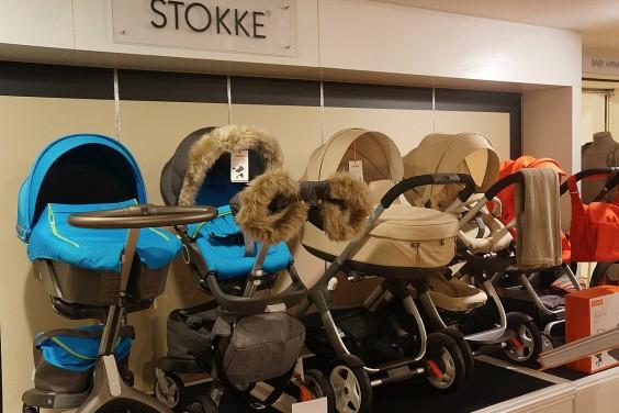 Luxury Strollers Stokke