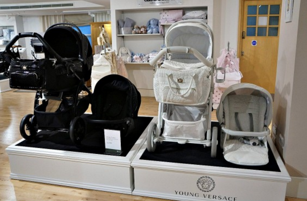 d99cfda289d8 Our Favourite Luxe Top Strollers for 2015 - Urban Mommies