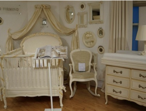 Luxury Nursery Harrods