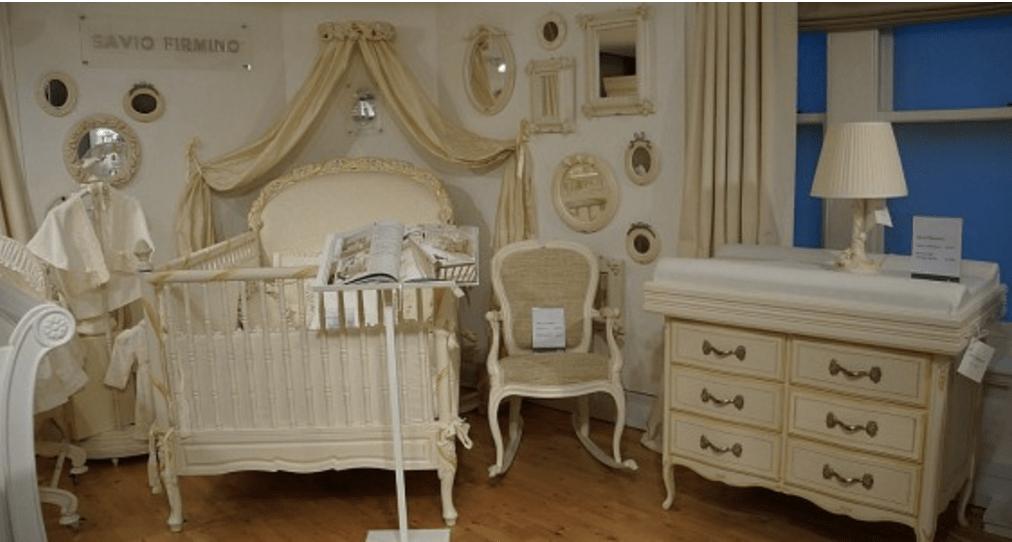 Luxury Nursery Harrods