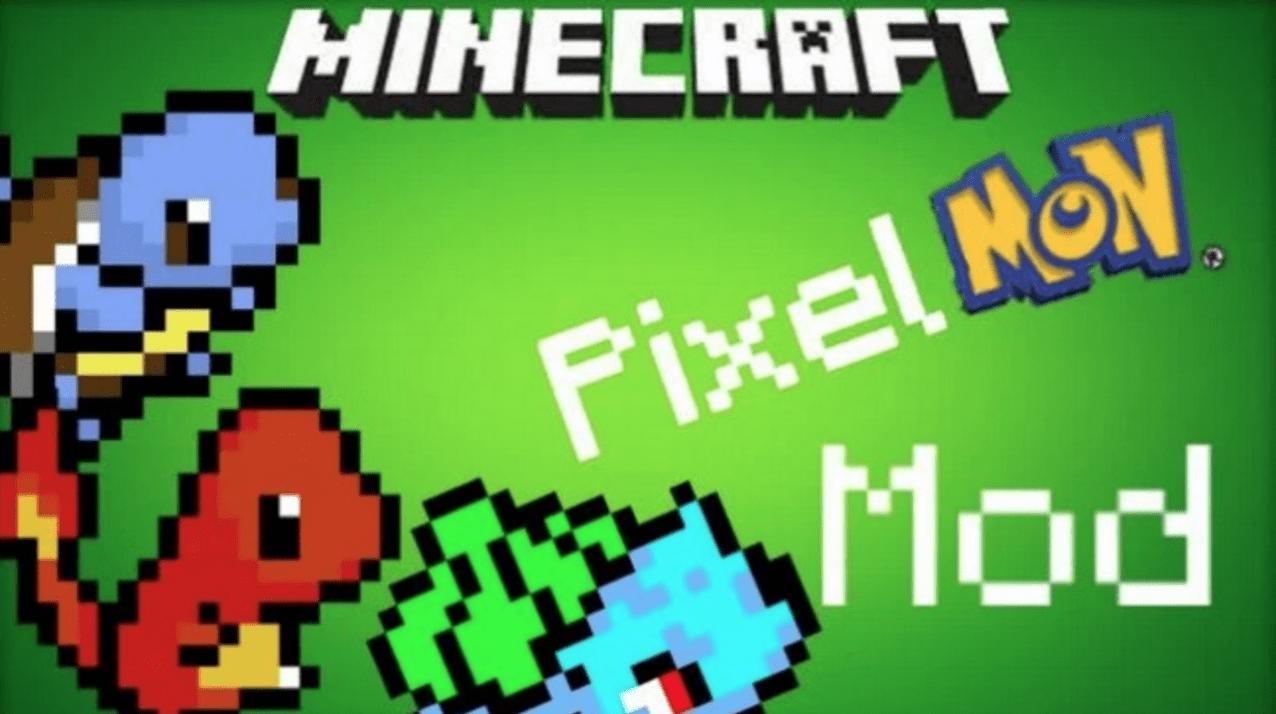 install minecraft pixelmon mod