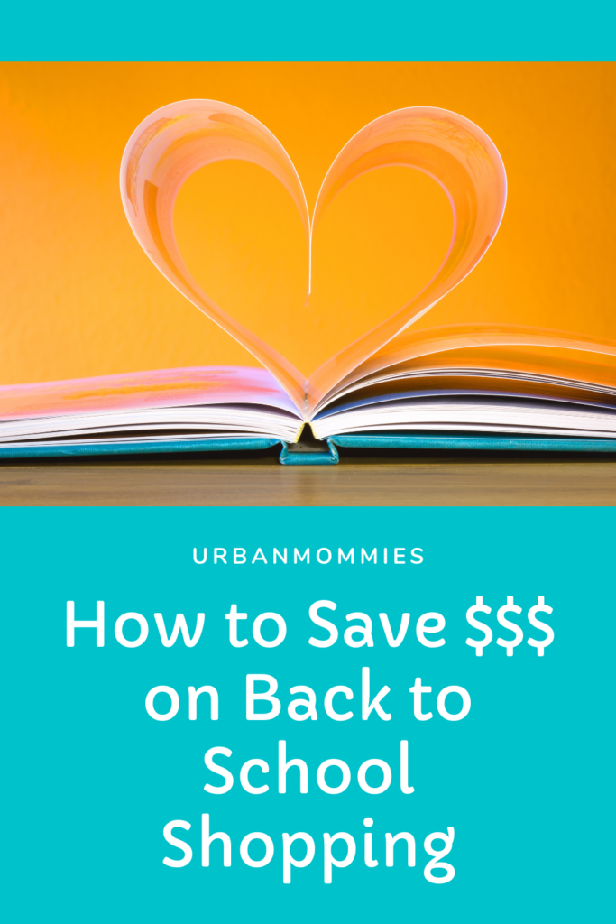 Save Money for Back to School
