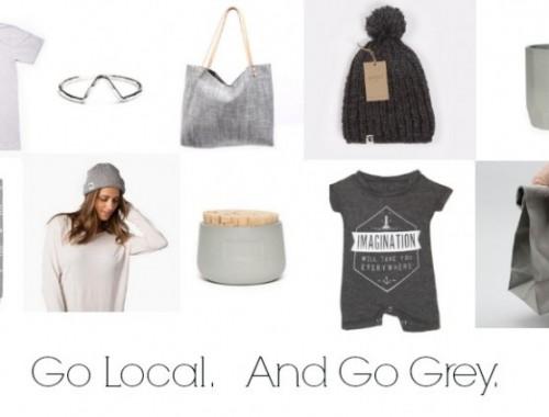 Go local Go grey
