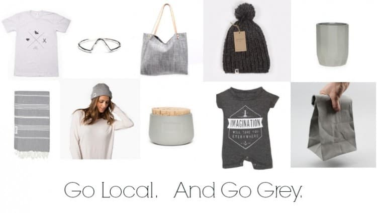 Go local Go grey
