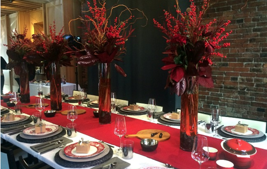 Holiday Entertaining Tips Kelly Deck