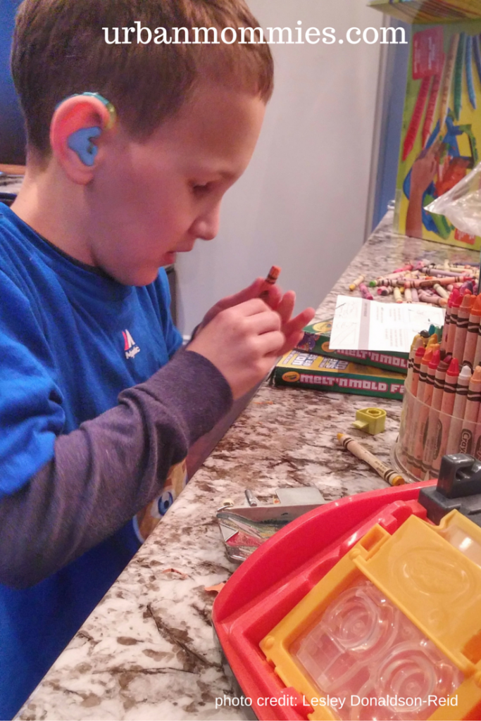 Review Crayola Melt 'N Mold Factory