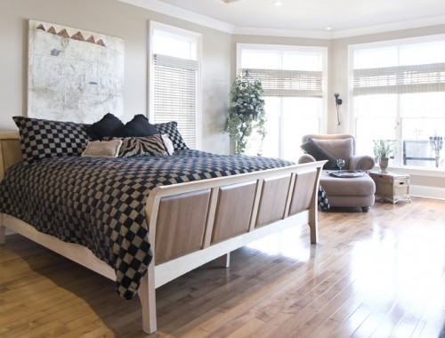 6 Tips to make your bedroom a peaceful sanctuary