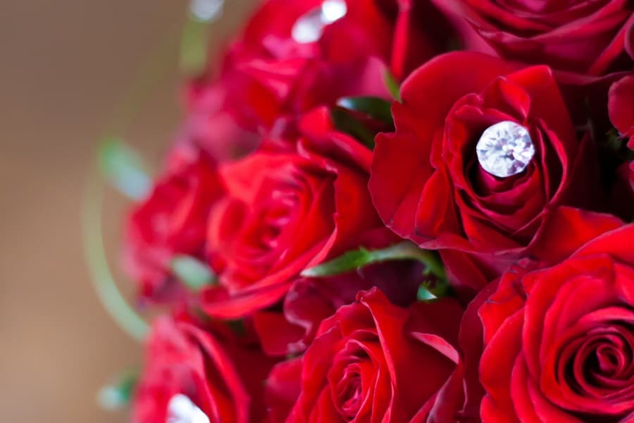 How to Preserve Flowers from Valentine's Day