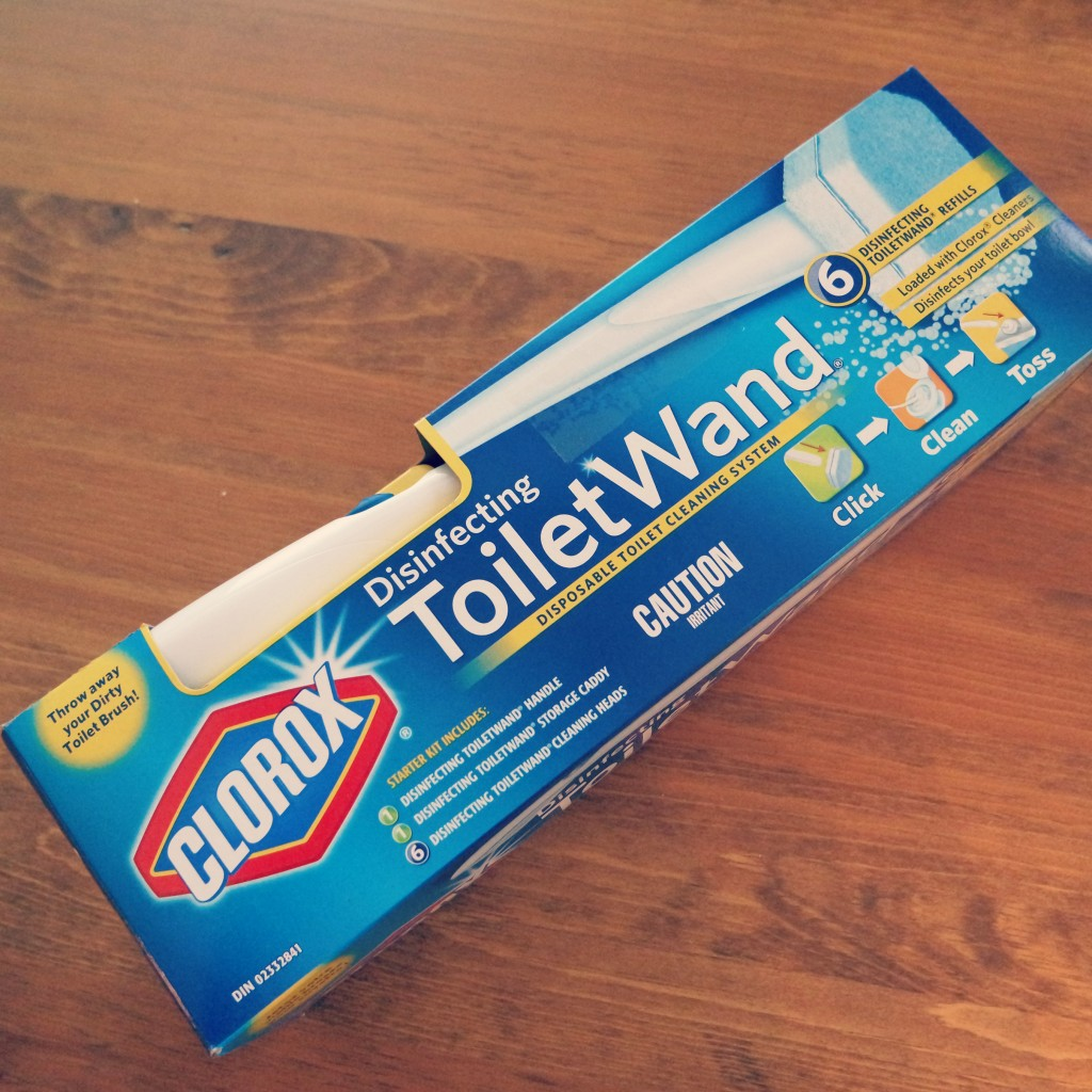 How the Clorox ToiletWand Made Cleaning Easy for My Kids