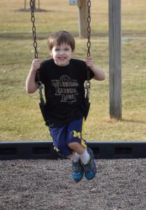 J on Swing