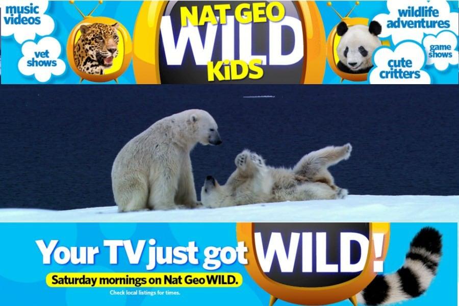 Nat Geo Wild Kids