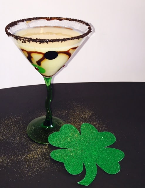 cocktails to drink instead of green beer