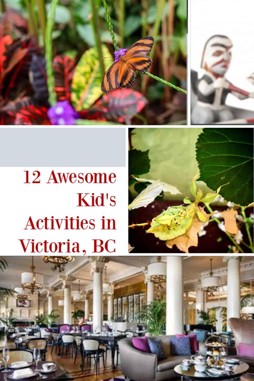 Top 12 Family Activities in Victoria