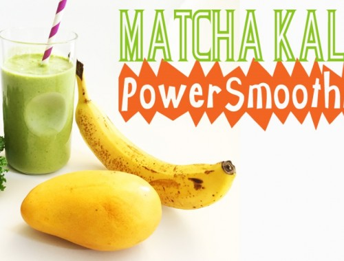 Not sure if a Kale Power Smoothie is for you? We've got a fun video to show you how simple this delicious recipe is!