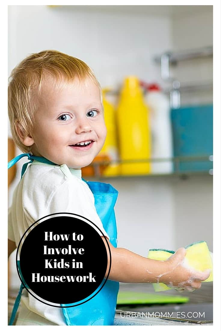 You don't have to set aside special work. Involve kids in housework, and they will learn important life skills while you have some bonding time, too!
