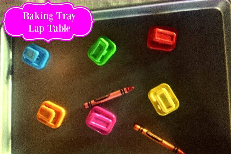 Baking Tray Lap Table