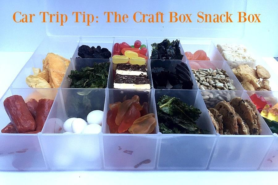 Craft Box Snack Box