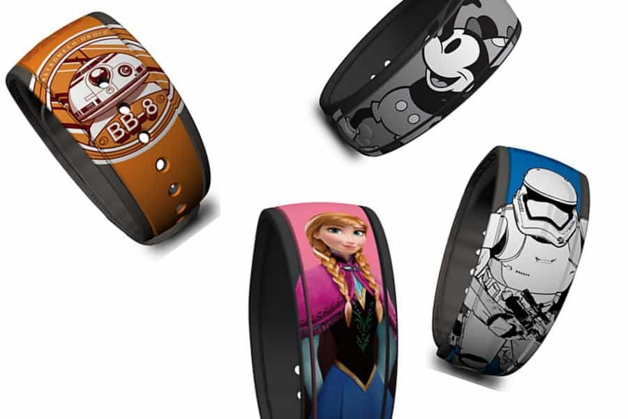 Walt Disney World Magic Bands