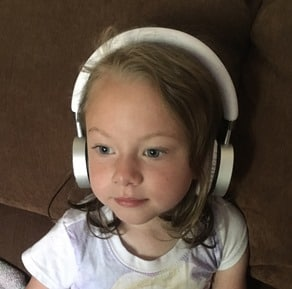Chloe headphones