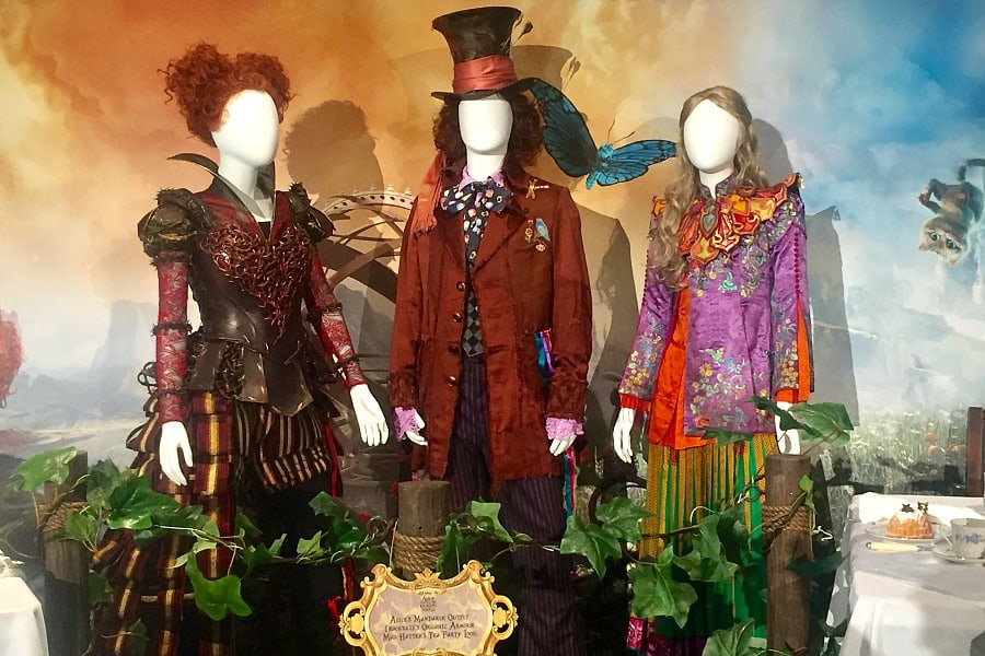Costumes from Alice