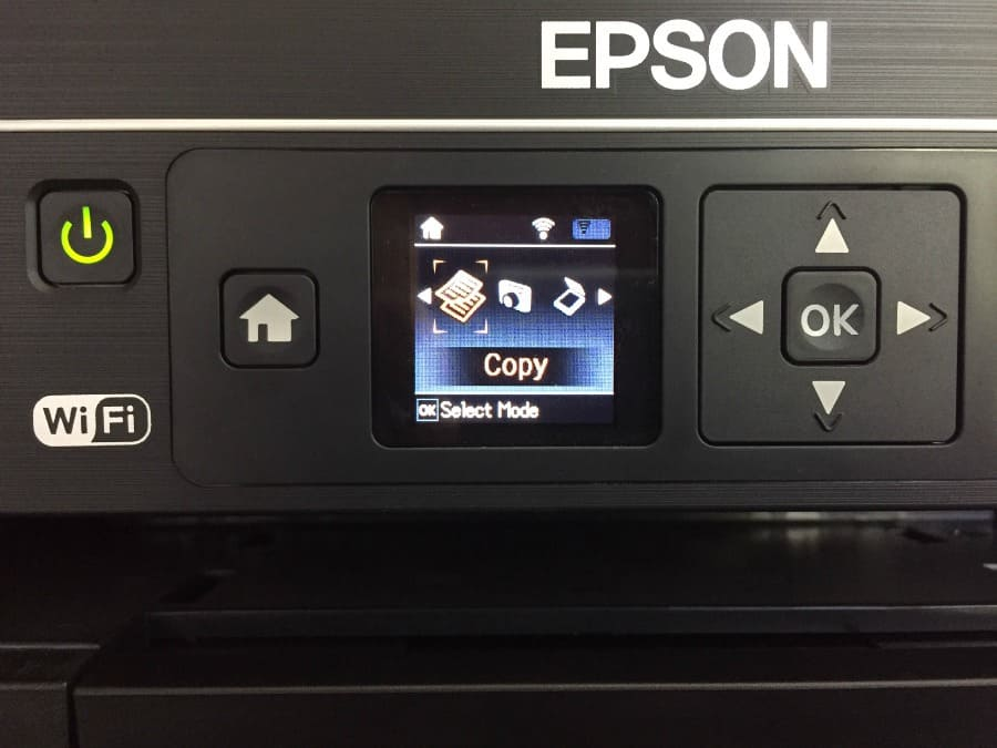 Epson LCD Screen