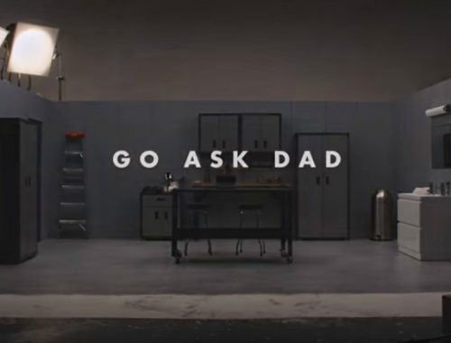 Go Ask Dad