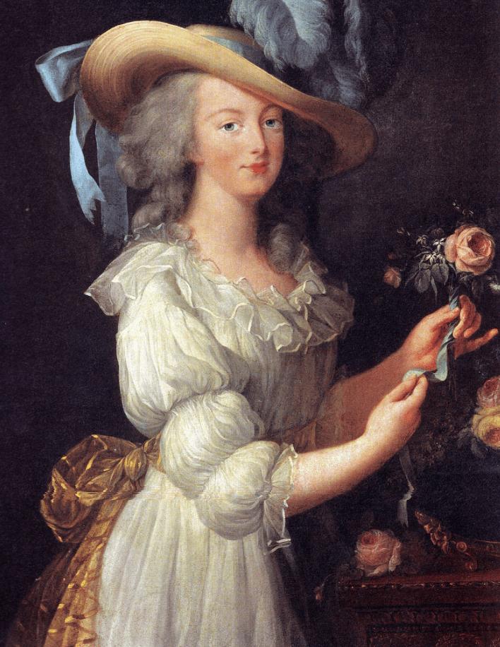 Muslin Portrait