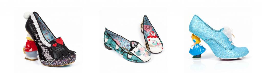 Alice in wonderland shoes