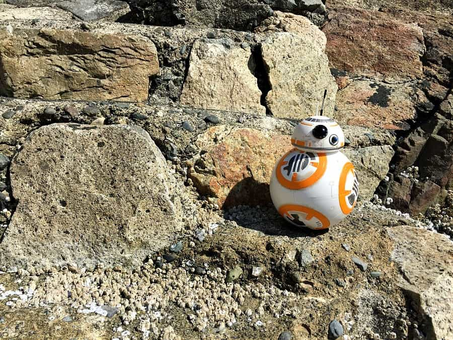 BB8 Mountain Climbing