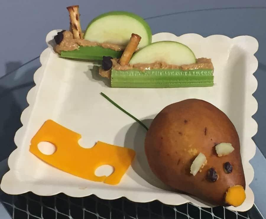Pear Mice and Celery Caterpillars
