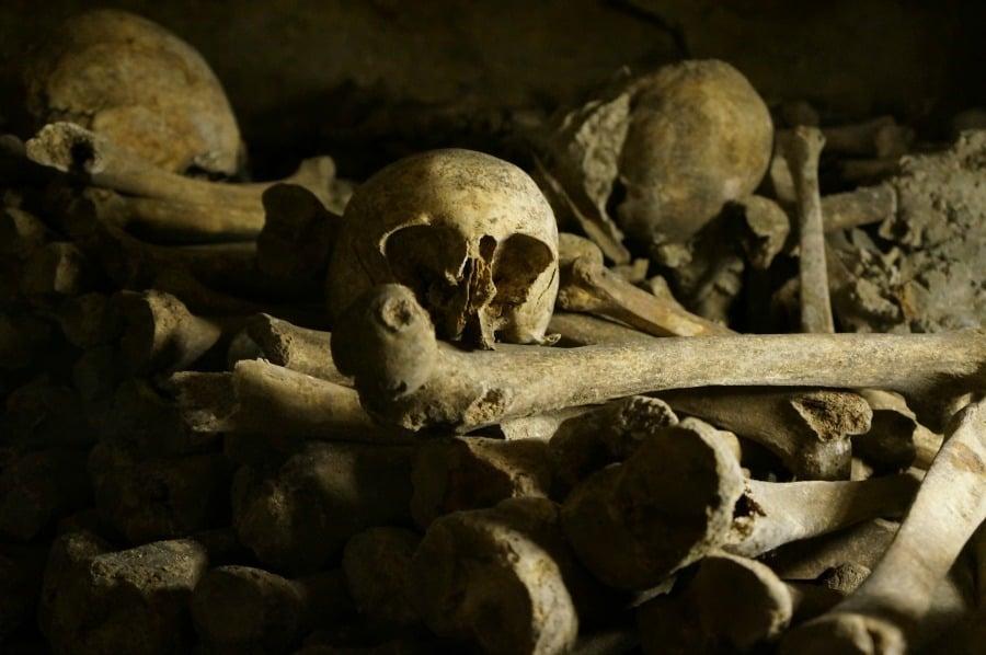 catacomb-bones