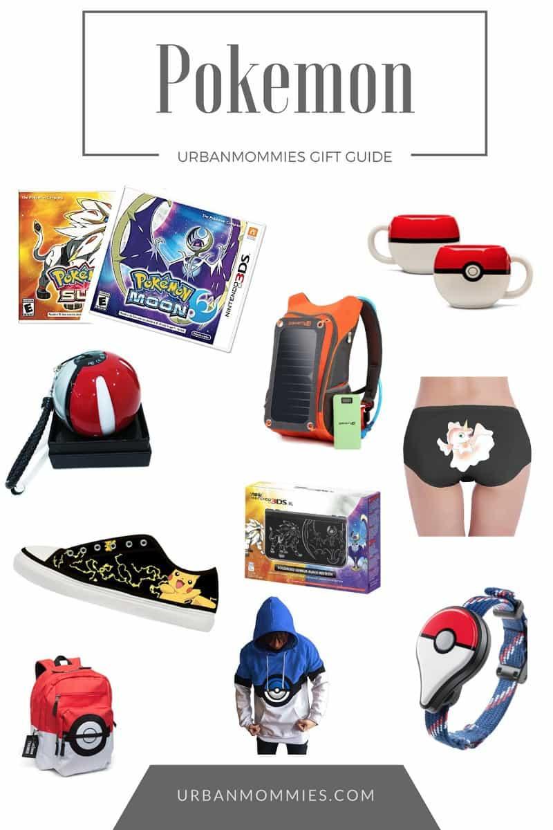 pokemon gifts
