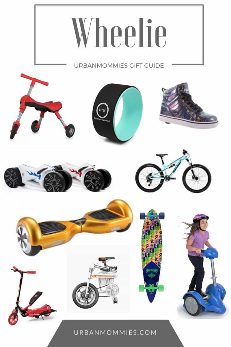 Bikes scooter skateboard gifts