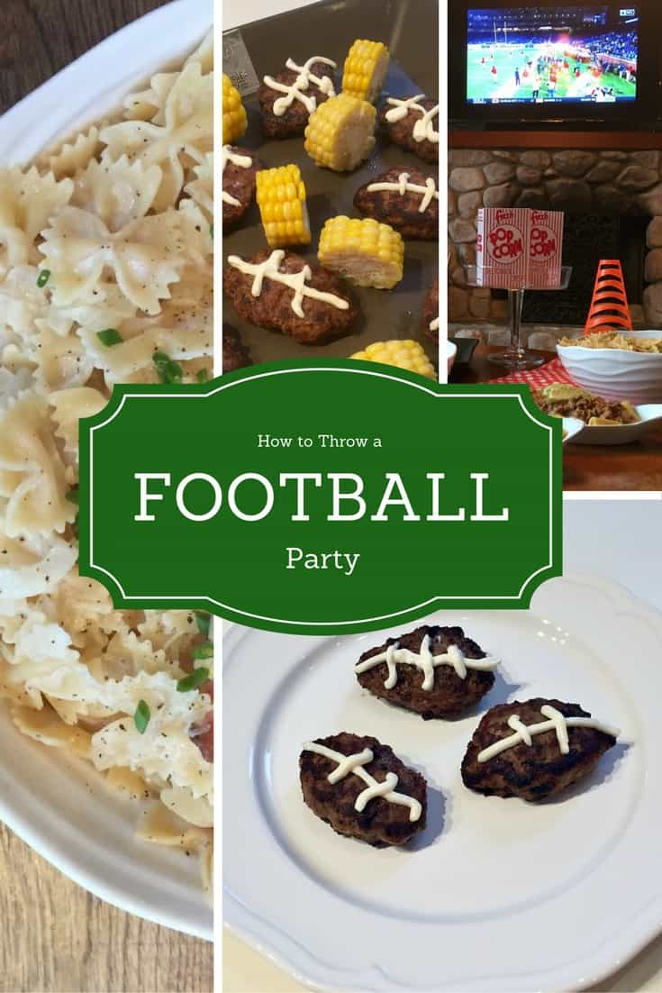 football-party