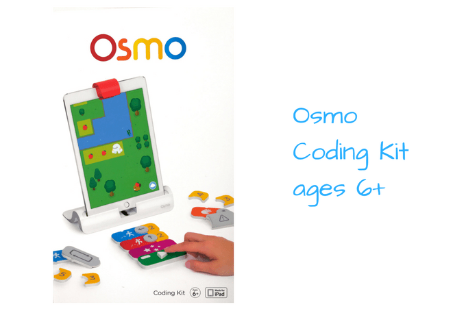Gifts to make your kid smarter: stem toys - osmo