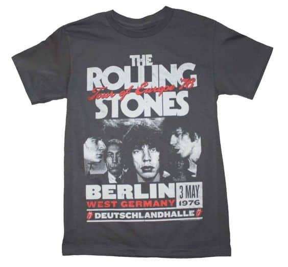 GOTstyle retro without being old concert Tee