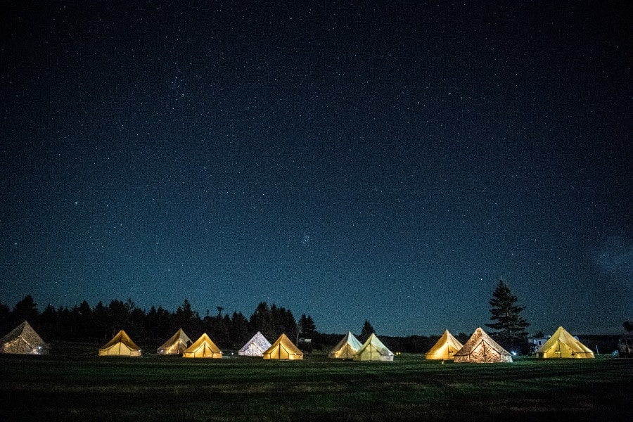 Featured Glamping Nova Scotia