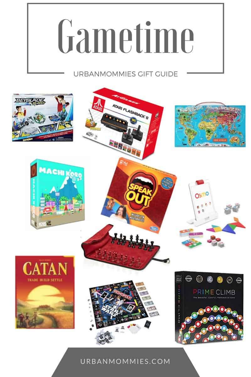 Game Gift Guide