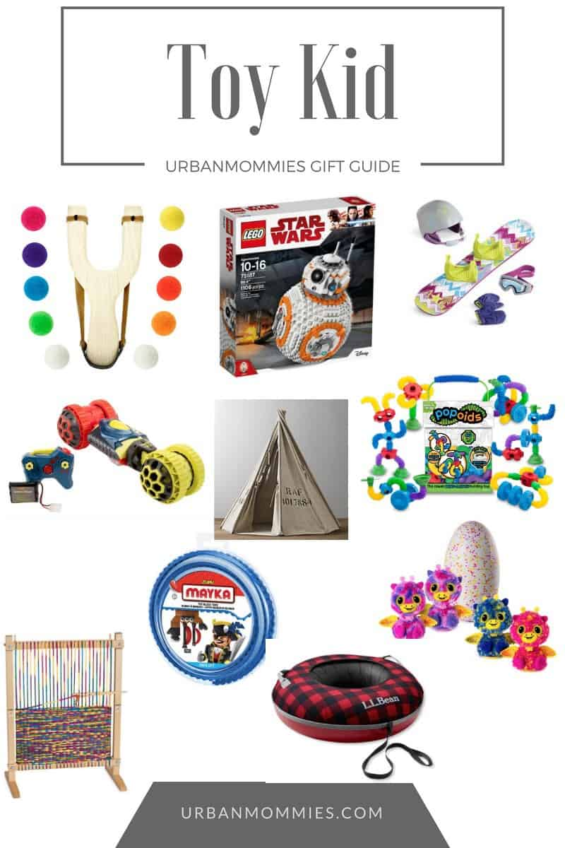 Toy Gift Guide