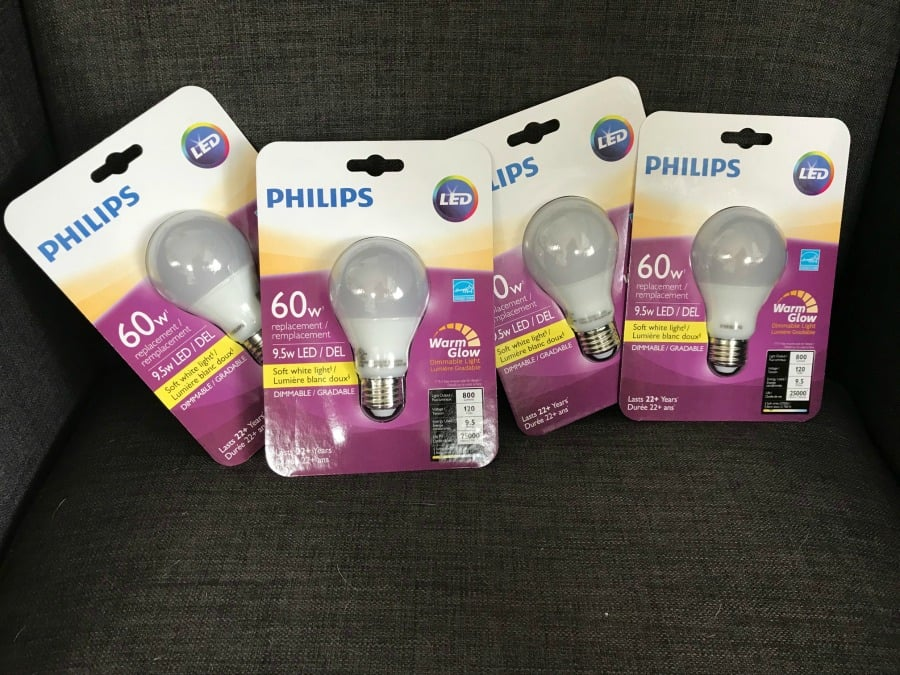 Philips Eyecomfort Bulbs