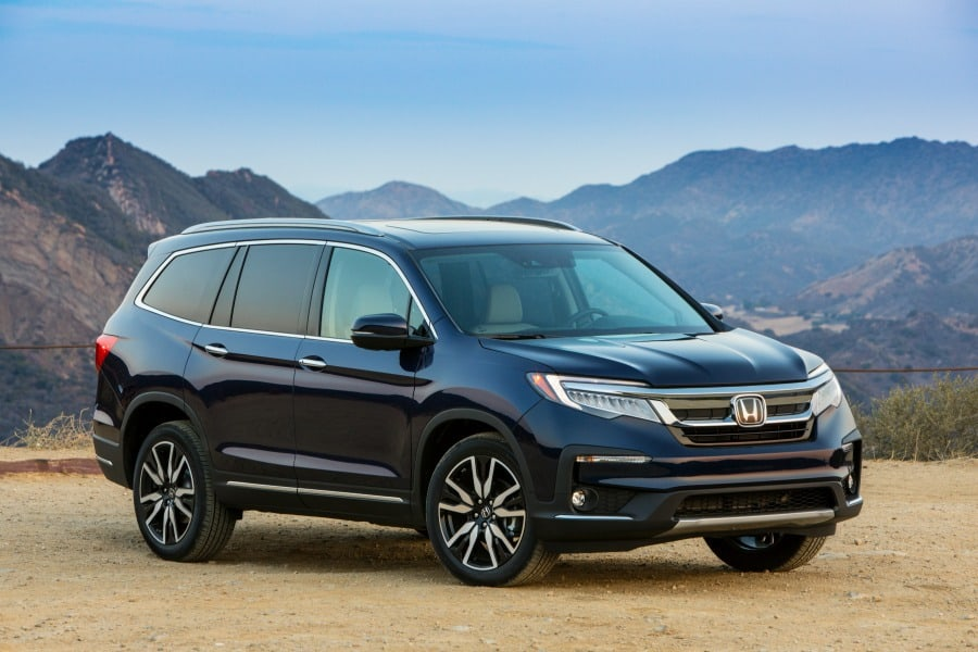 Tweaking the 2019 Honda Pilot to Fit a Family - Urban Mommies