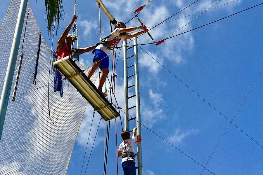 Trapeze Viva Maya Resort