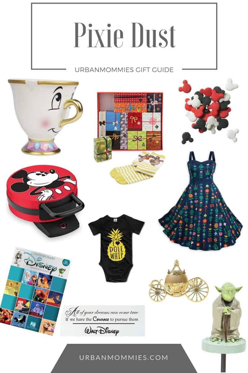 2018 Disney Gift Guide Pixie Dust