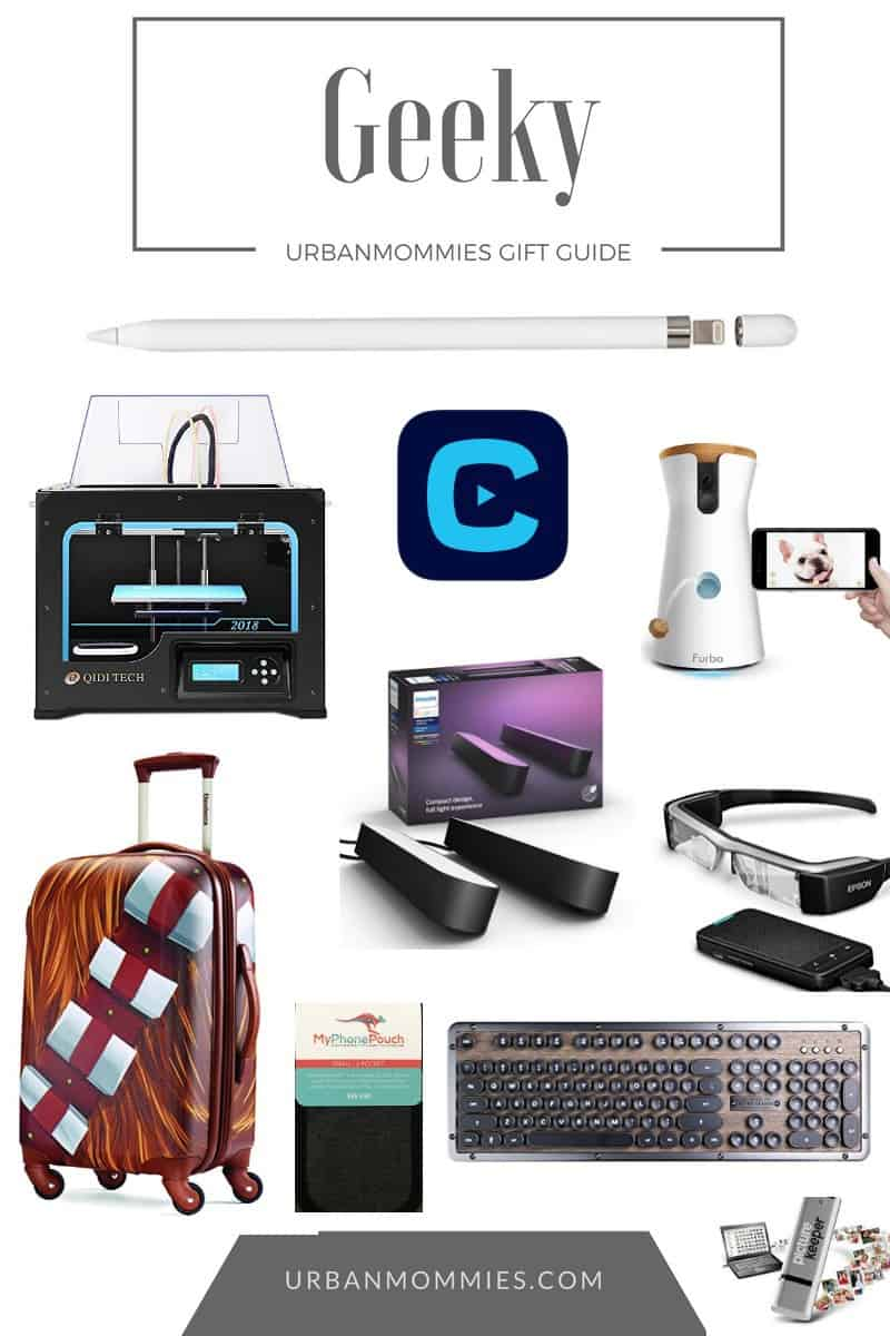2018 Geeky Gift Guide