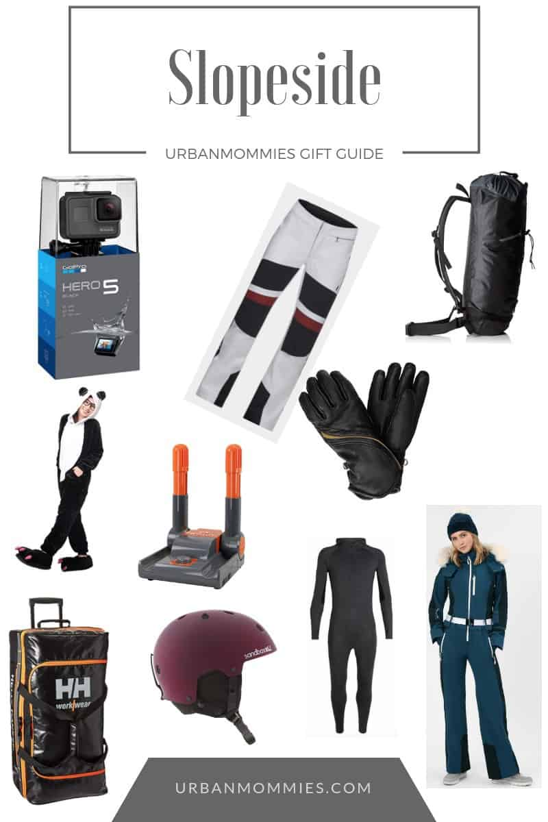 2018 Gifts for Skiers