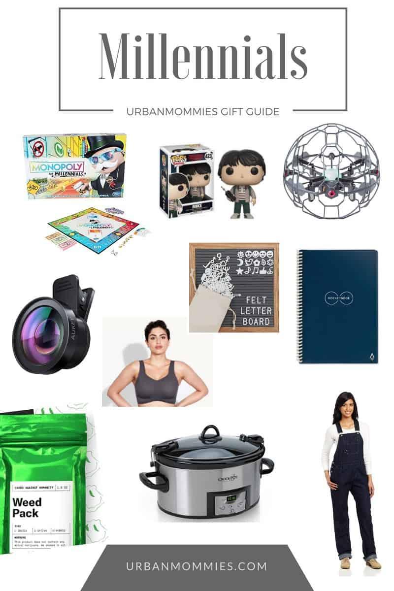 2018 Millennial Gift Guide