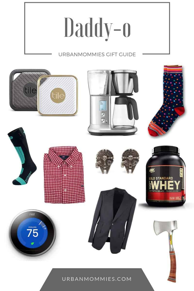 Daddy-o Gift Guide 2018