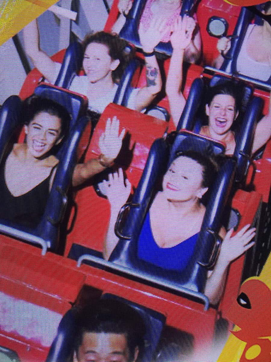 Incredibles Rollercoaster