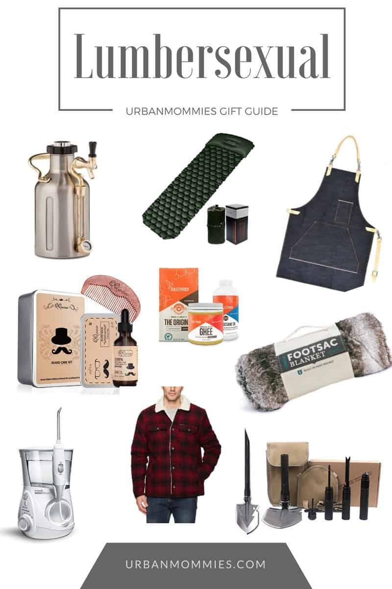 Lumbersexual Gift Guide